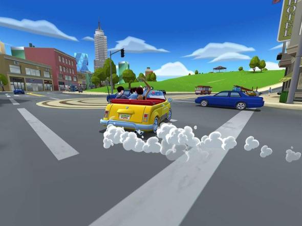 Crazy Taxi City Rush Screenshot (3)