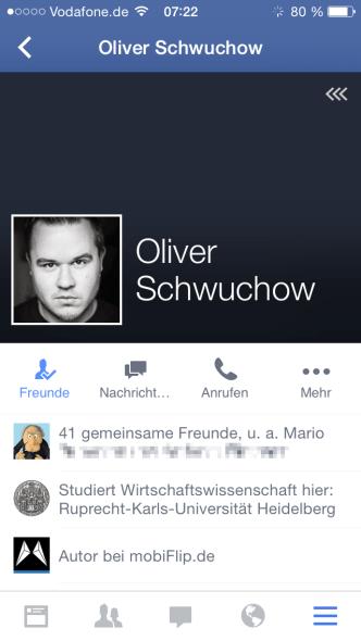 Facebook Profil design (1)
