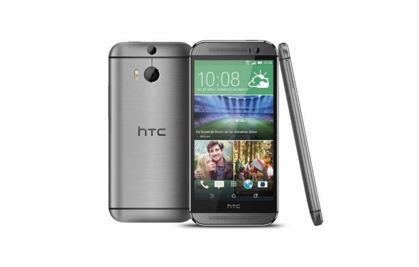 HTC One M8 2014 Header