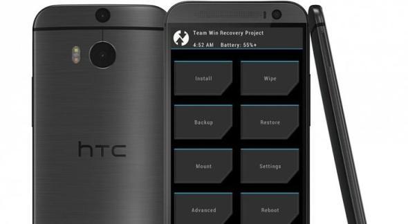 HTC One M8 TWRP