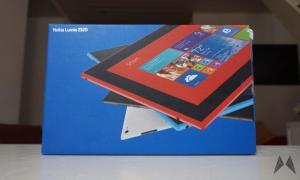 Nokia Lumia 2520 Header