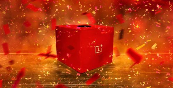 OnePlus Box Header