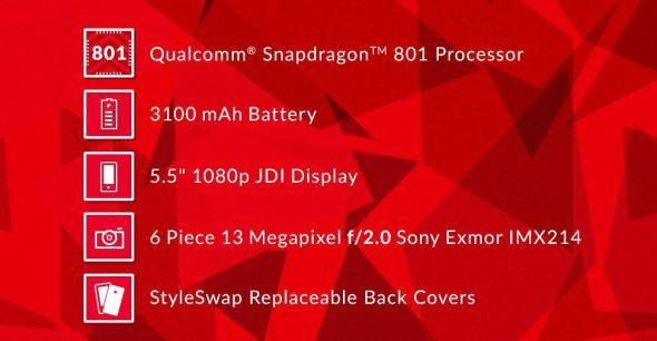 OnePlus Specs