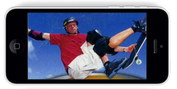 Tony Hawk Mobile