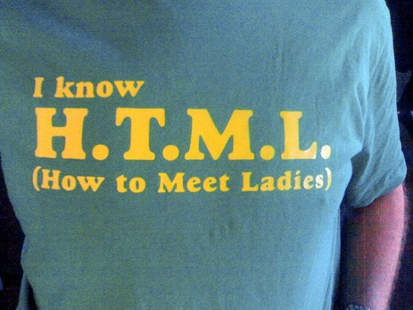 html shirt