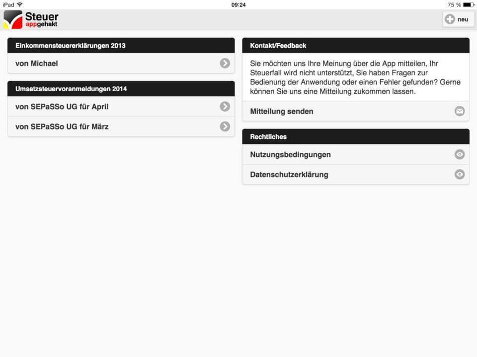 iPad-Start 6