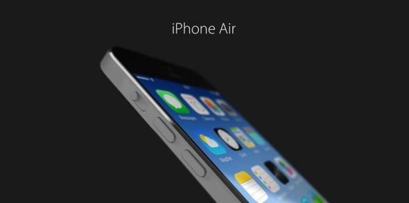 iPhone Air Konzept Header