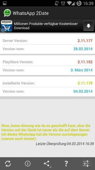 whatsapp version fail android mobiflip 1