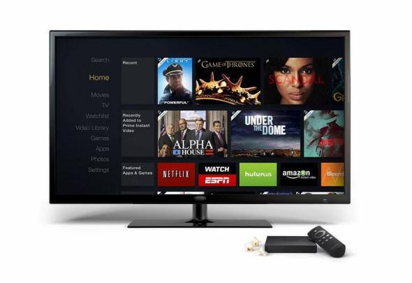 Amazon fireTV Fernseher