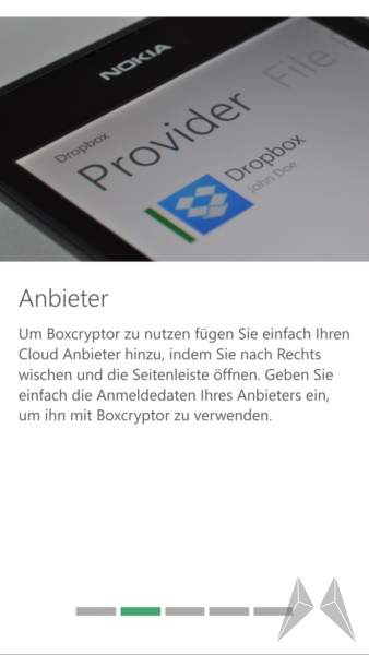 Boxcryptor Windows Phone 8 (2)