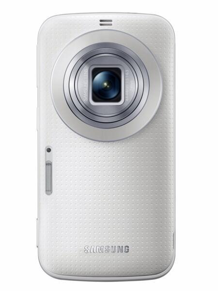 Galaxy K zoom_Shimmery White_02_Lens open 3