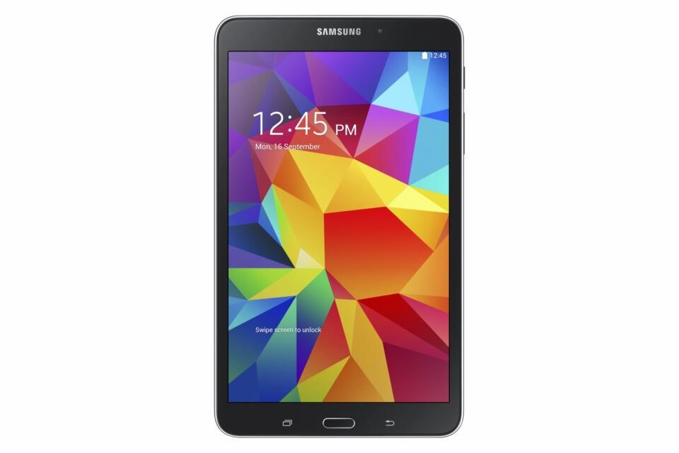 Galaxy Tab4 8.0 (SM-T330) Black_1 1