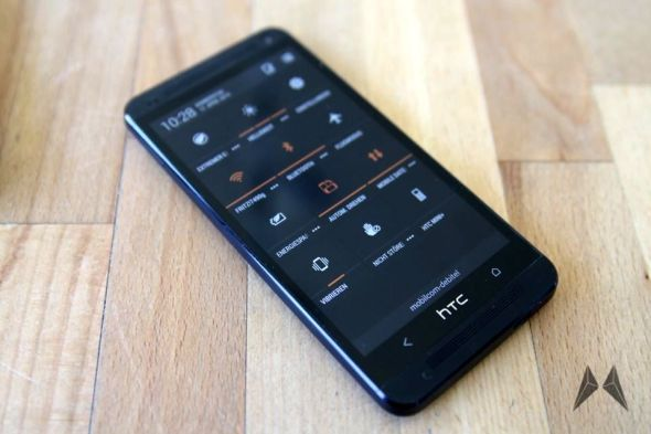 HTC One M7 mit Sense 6 IMG_8589