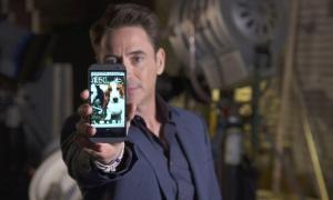HTC One RDJ Werbung
