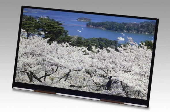 Japan Display 4K Header