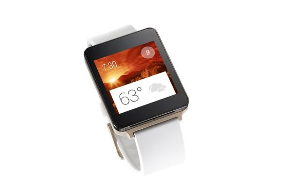LG G Watch Gold Header
