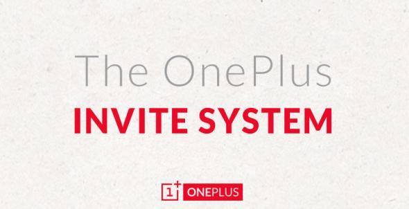 OnePlus Invite-System