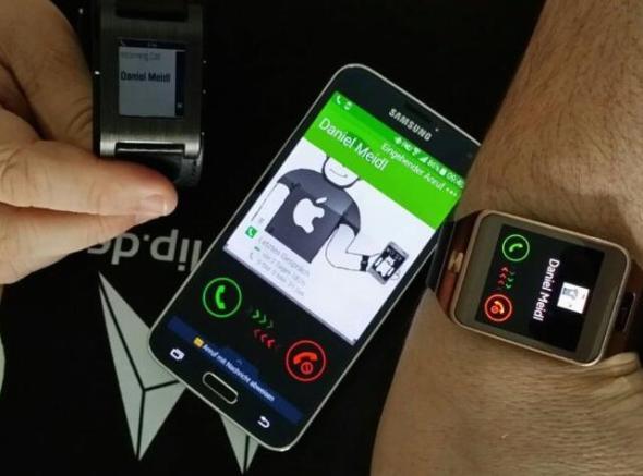 Pebble Gear 2 Samsung Galaxy S5
