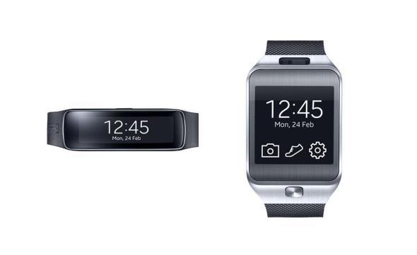 Samsung Gear 2 Fit  Header