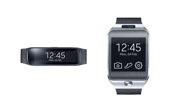 Samsung Gear 2 Fit  Header