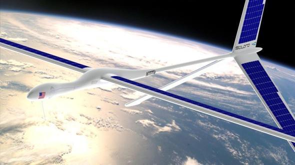Bild: Titan Aerospace