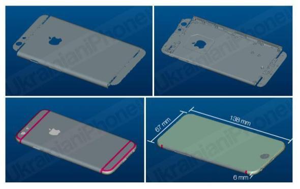iPhone Mockup Hülle