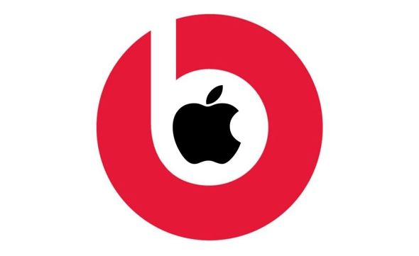 Apple Beats Logo Header