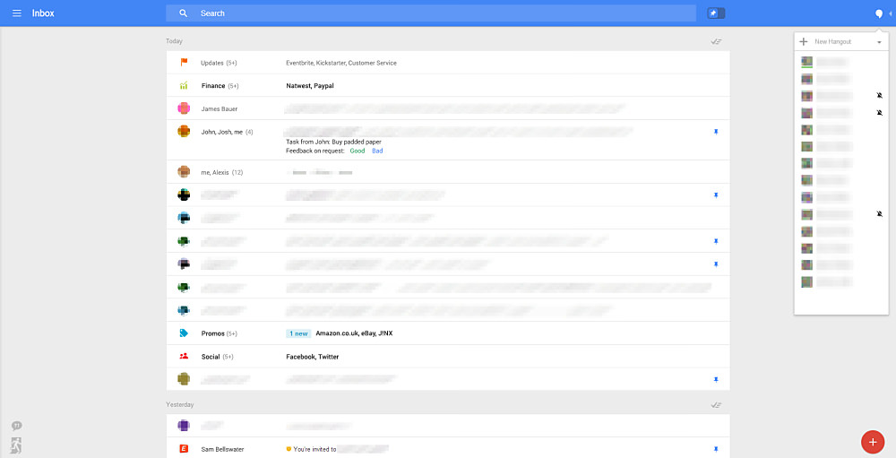 Gmail Web Redesign 04