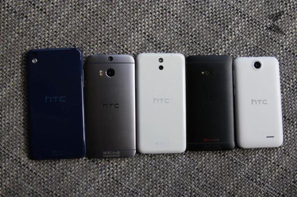HTC Desire 610 und 816 005
