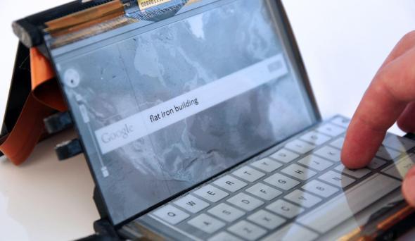 Paperfold Tastatur