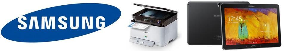 Samsung Drucker und 10.1 2014 Tablet