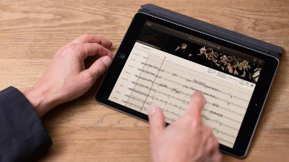iPad Air Verse Werbung Header