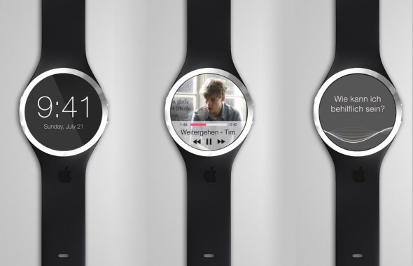 iWatch Konzept Uhren 1