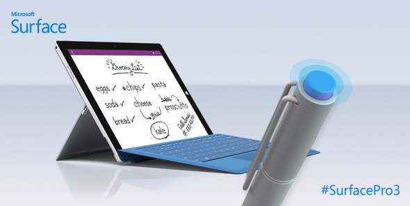 surface pro 3 stift 1