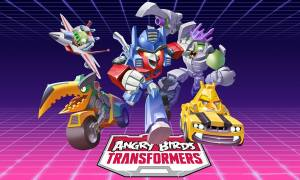 Angry Birds Transformers Header