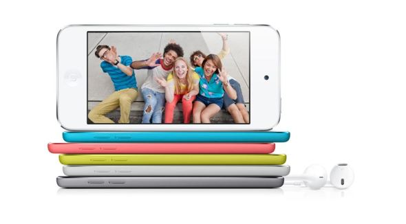 Apple iPod touch Header