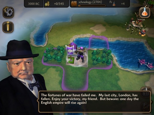 Civilization Revolution 2 iOS Screenshot (2)