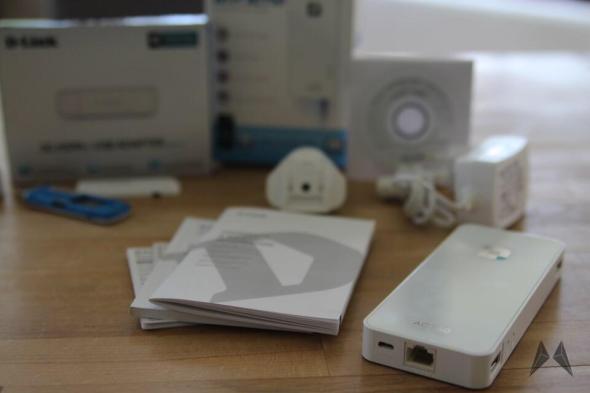 D-Link WiFi AC750 IMG_9287