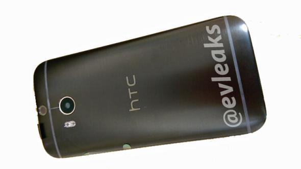 HTC One M8 Schwarz