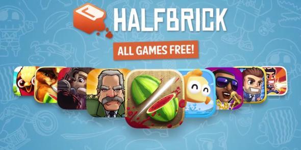 Halfbrick iOS Games