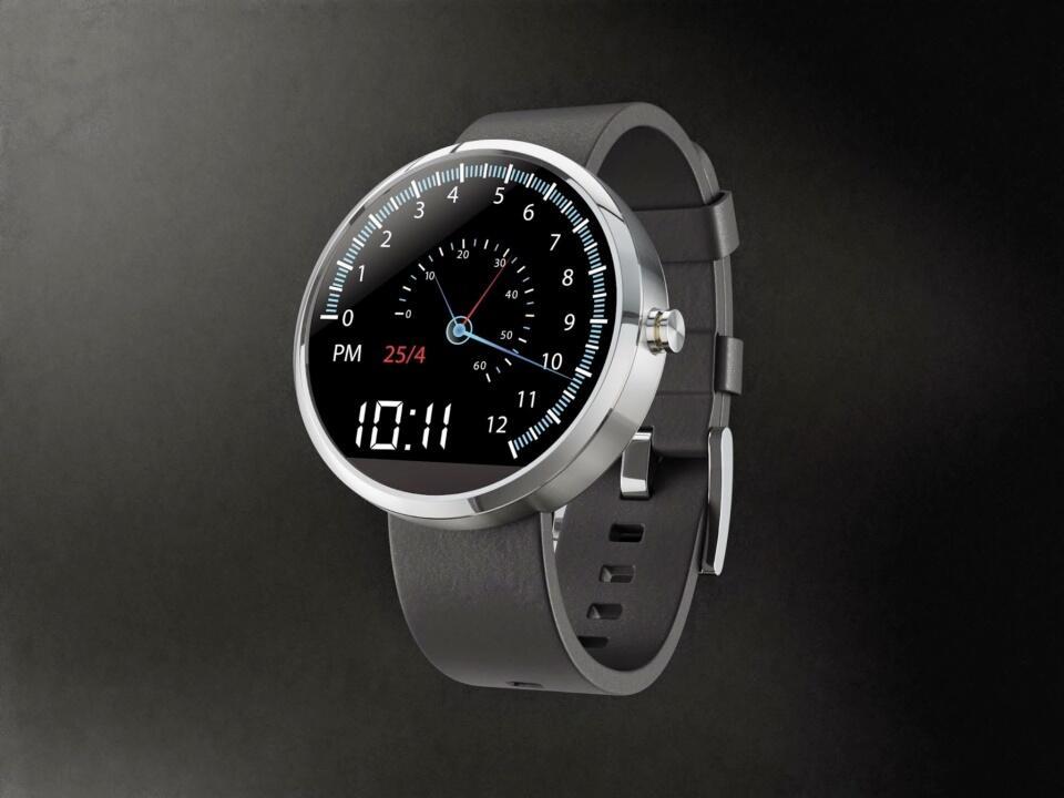Moto 360 Product Template - SPEEDO 1