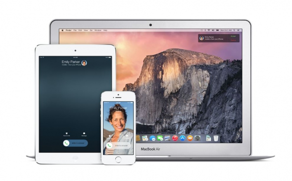 iOS 8 Einheit