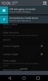 CyanogenMod 11 Material Design 03