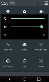 CyanogenMod 11 Material Design 04