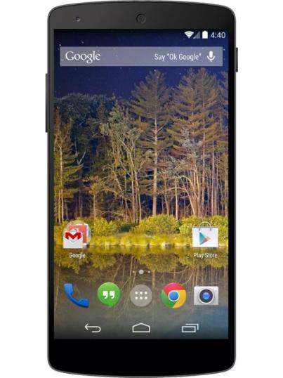 Google Now launcher header nexus 5