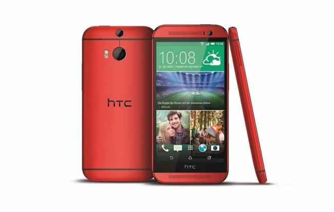 HTC One M8 Rot Header