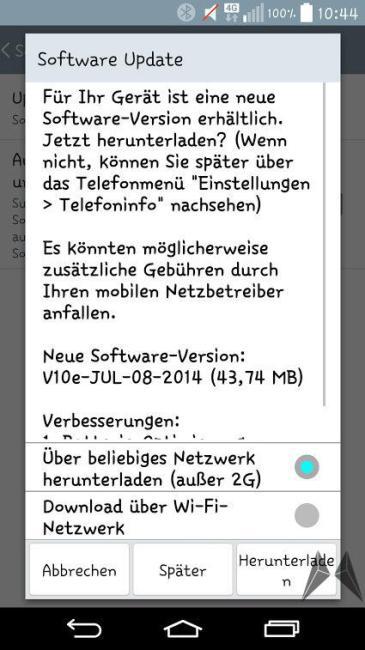 LG G3 Update 22.07.14 - 1
