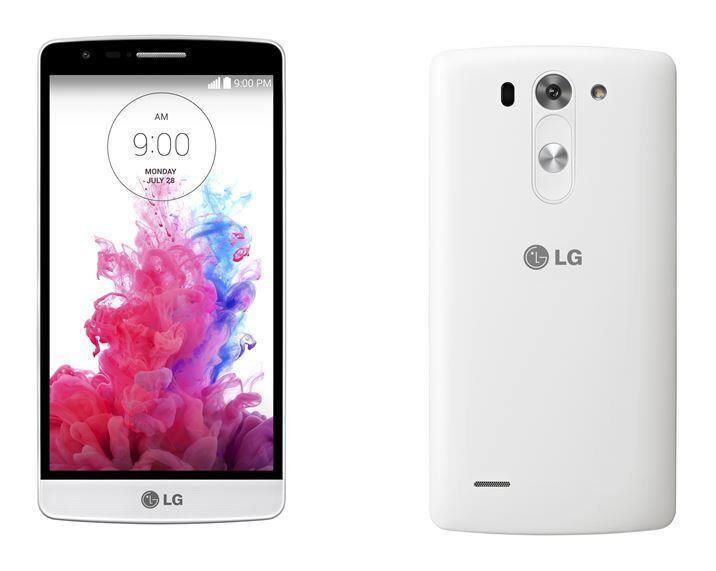 LG G3s Front Back