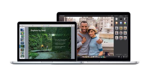 MacBook Pro Header