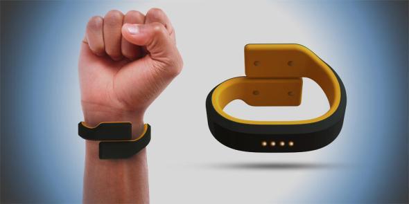 Pavlok Fitness-Armband